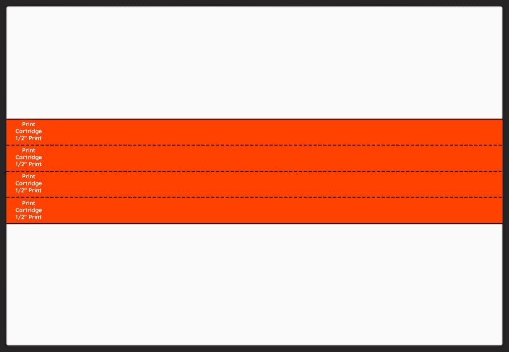 as 450 print layout orange