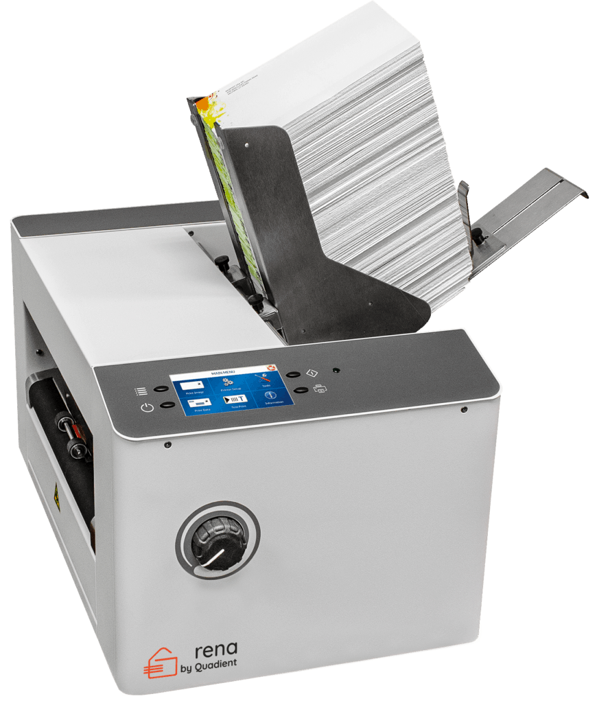 AS-450 Monochrome Inkjet Printer - Rena by Quadient