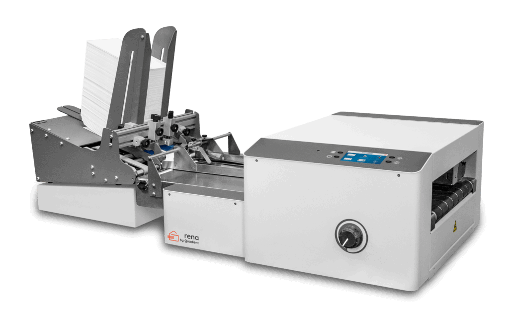 AS-850 Inline Monochrome Inkjet Printer - Rena by Quadient