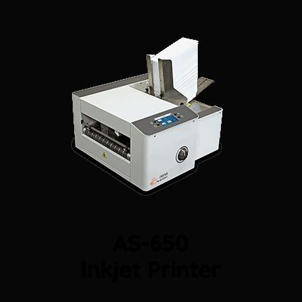 AS-650 Inkjet Address Printer - Rena by Quadient