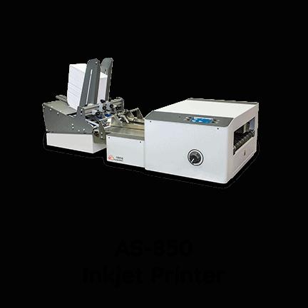 AS-850 Inline Inkjet Address Printer - Rena by Quadient