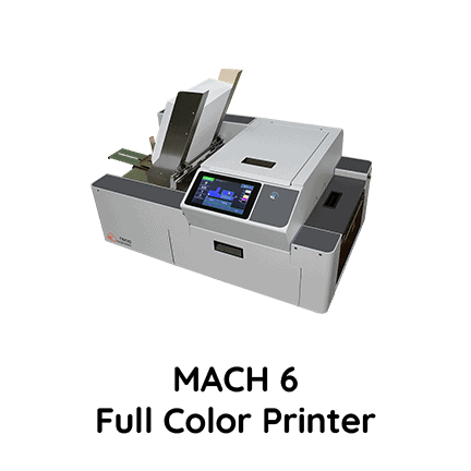 MACH 6 Digital Full Color Printer - Rena by Quadient