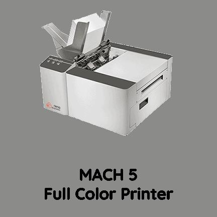 MACH 5 Digital Full Color Printer - Rena by Quadient
