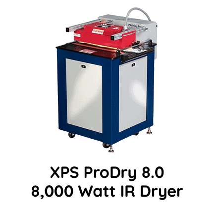 XPS ProDry 8.0 - 8,000 Watt Infrared Dryer for XPS ProMail - Rena by Quadient