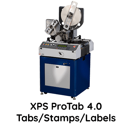 XPS ProTab 4.0 - Tabber, Stamp Affixer, and Label Applicator - Rena by Quadient
