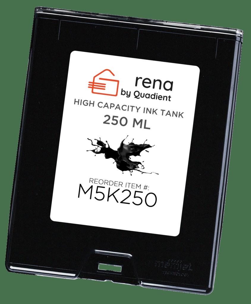 Memjet Black Ink Tank - Rena by Quadient