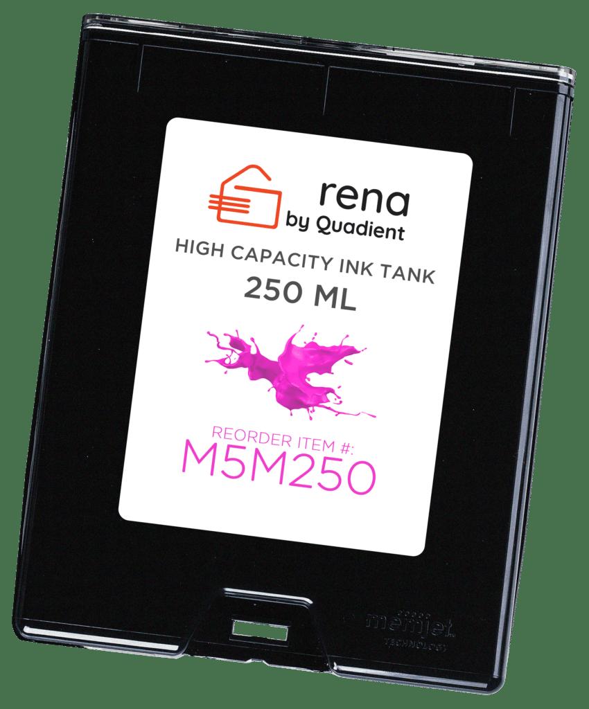 Memjet Magenta Ink Tank - Rena by Quadient