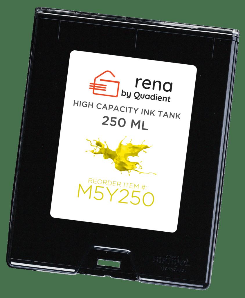 Memjet Yellow Ink Tank - Rena by Quadient